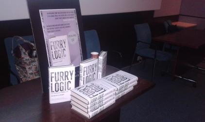 furrylogic books at launch event6